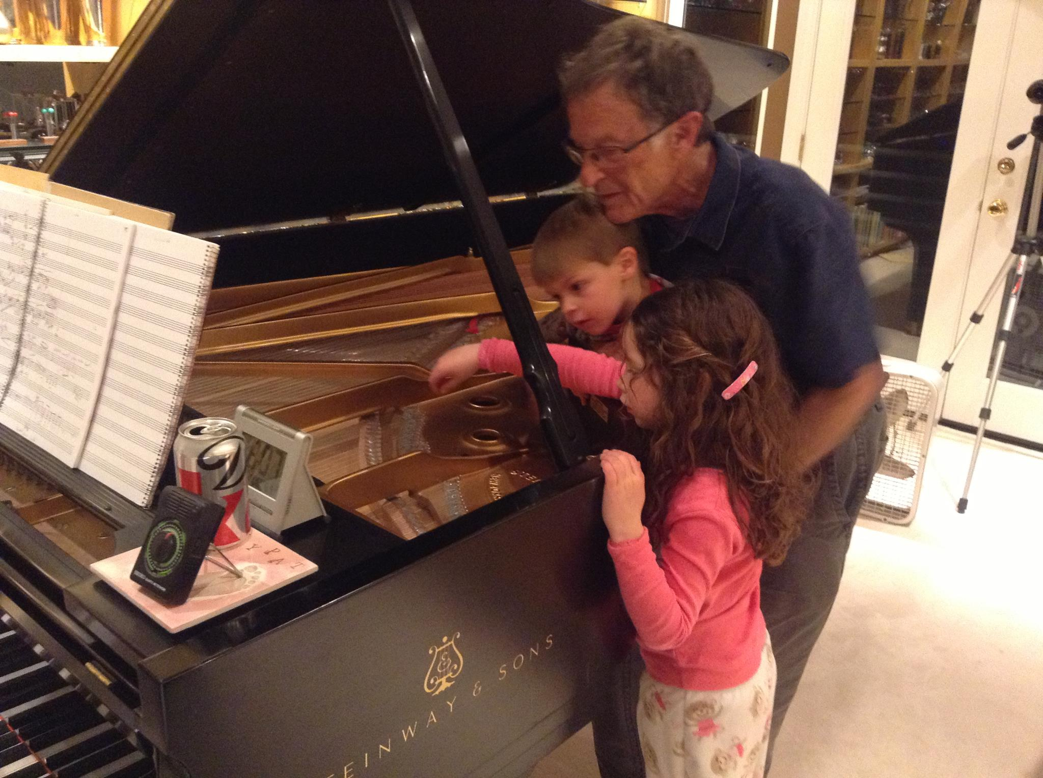 How to Get and Keep Kids interested in Concert Music | Robert Greenberg