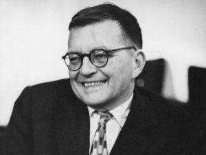 Shostakovich in 1960
