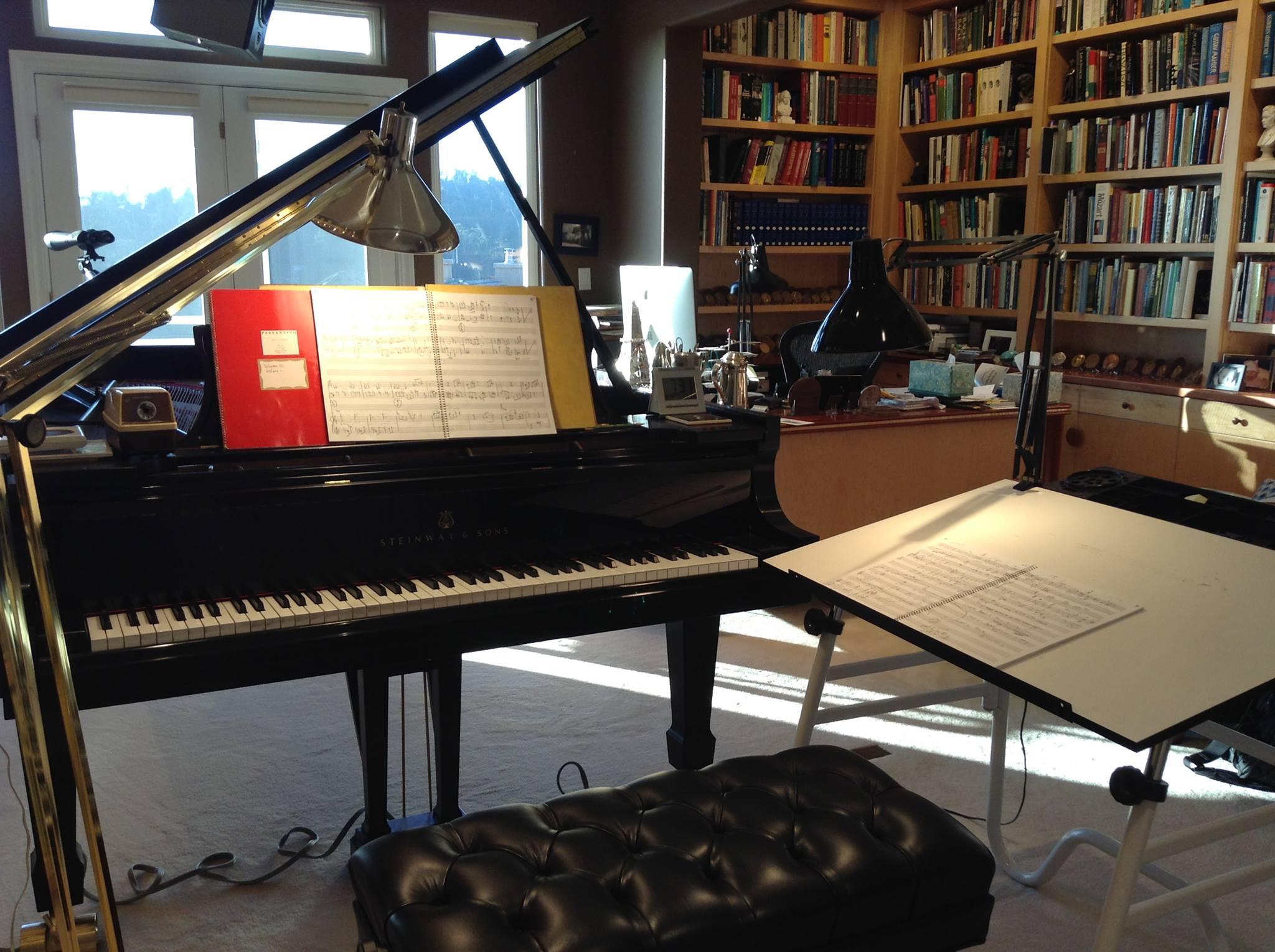 Robert Greenberg - Composer | Composition Rig