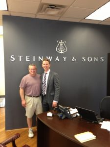 Robert Greenberg Named an official Steinway Artist