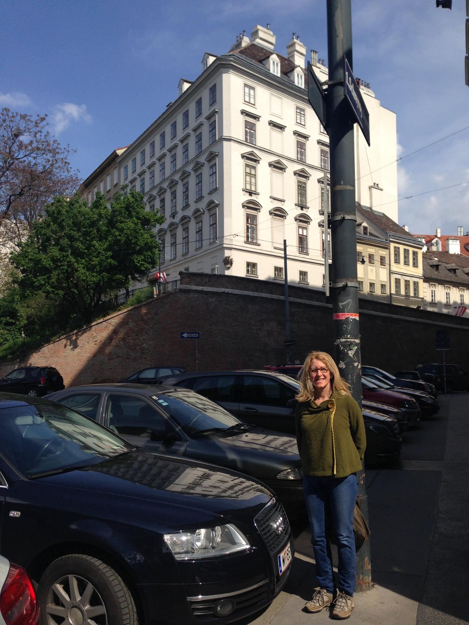 Viennese Innere Stadt District