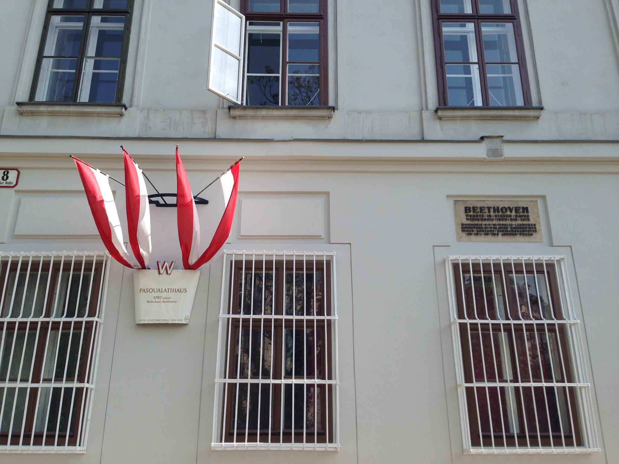 The Beethoven House