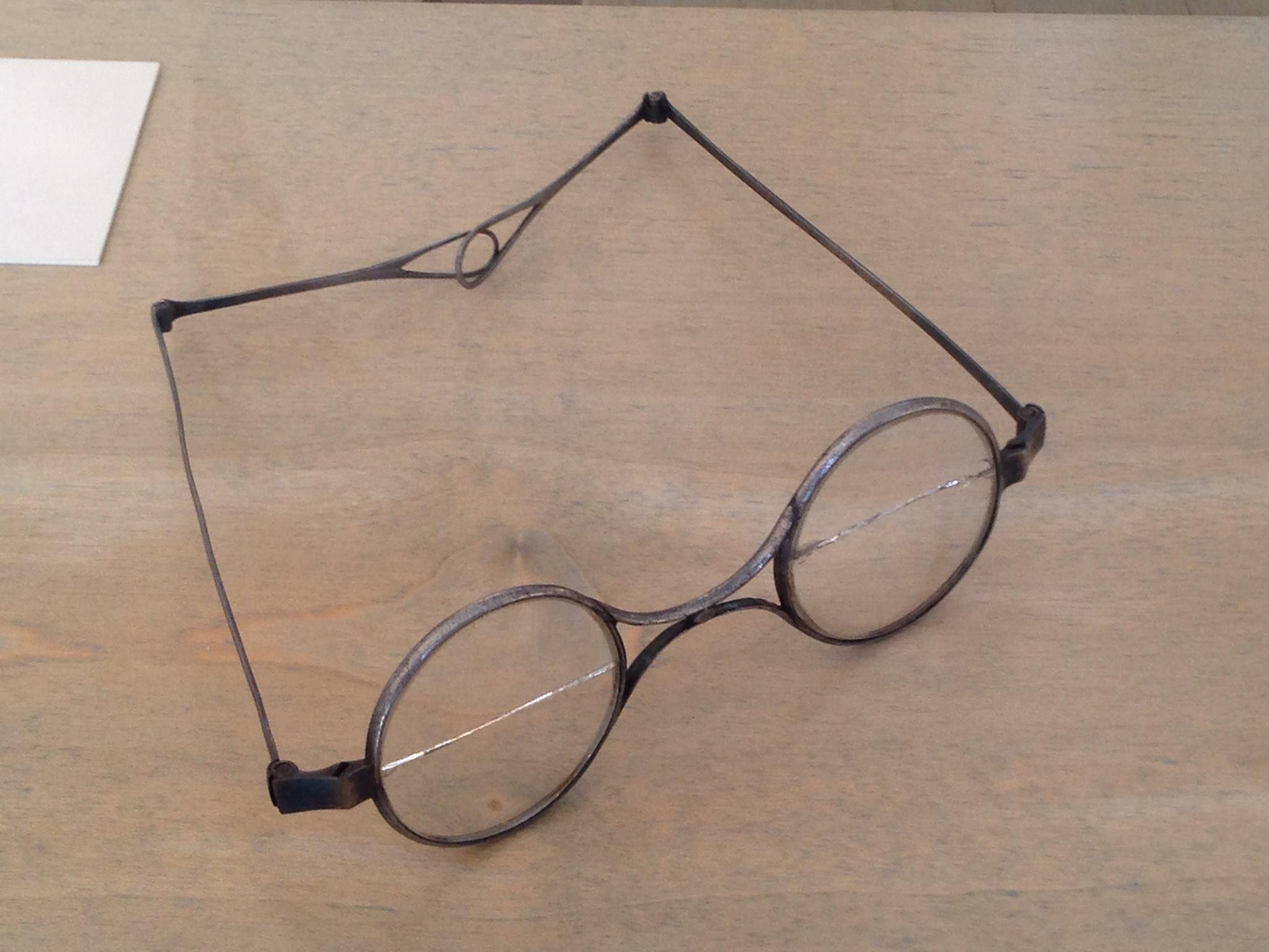Vienna Trip — Schubert Glasses