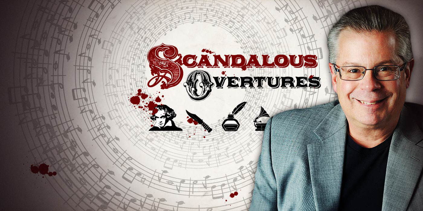 OraTV: Scandalous Overtures — Robert Greenberg
