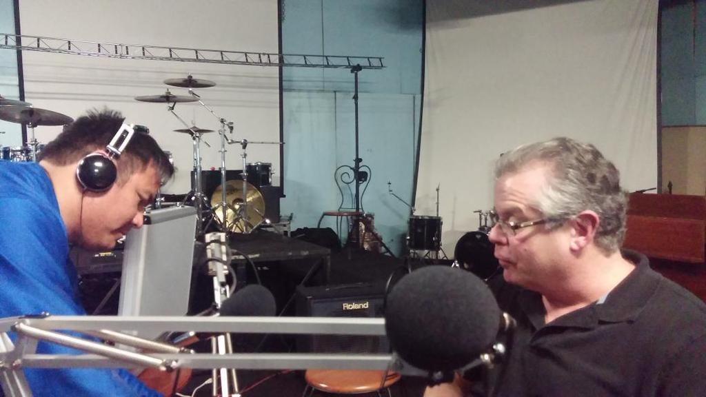 Robert Greenberg On Break It Down Show