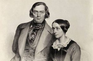 Music History: Robert Schumann and Clara Wieck