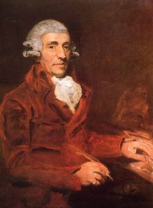 Joseph Haydn in 1791