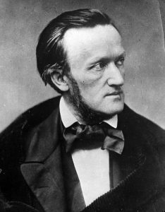 Richard Wagner in Paris