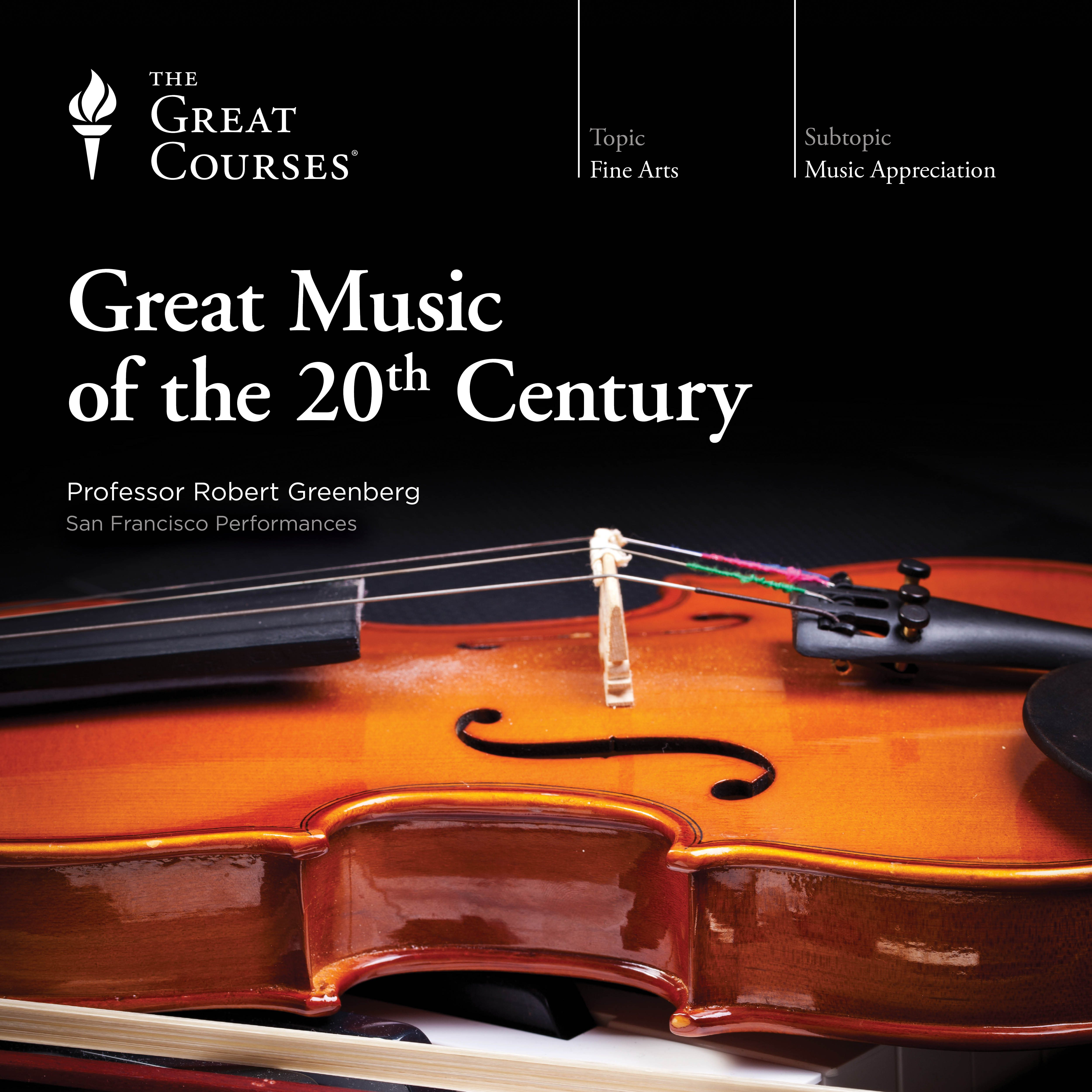 Great Music of the 20th Centur...