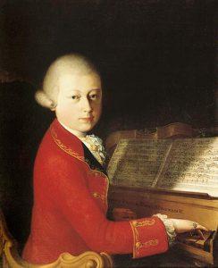 Mozart at 14 - Verona dalla Rosa