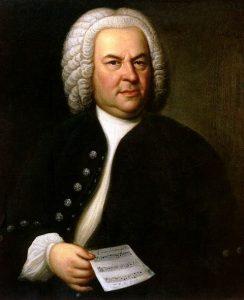 Johann Sebastian Bach in 1746