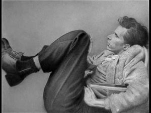 Glenn Gould in 1959 at the age of 27