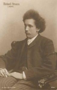 Richard Strauss in 1894