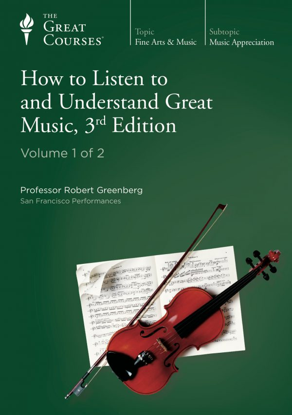 Great Music of the 20th Century | Music Courses and Scores