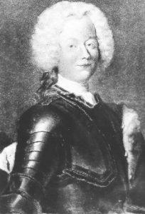 Prince Leopold of Anhalt-Cöthen