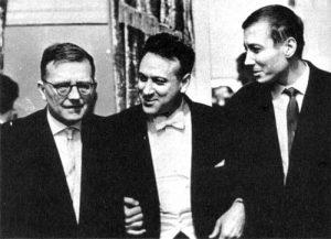 Shostakovich's Symphony No. 13 Premiere