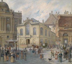 August Gerasch Burgtheater
