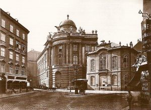 """Old' Burgtheater"
