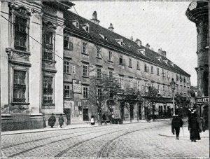 Beethoven Schwarzspanierhaus