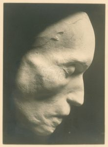 Josef Danhauser's Death Mask of Beethoven