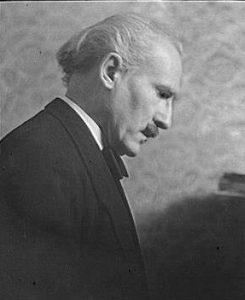 Arturo Toscanini in 1934