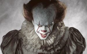 Pennywise as Canio