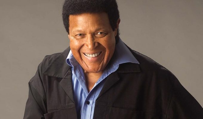 Chubby Checker in 2017