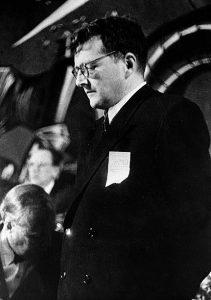 Shostakovich ca. 1950