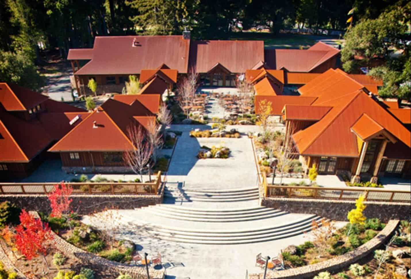 Ratna Ling Lodge Exterior