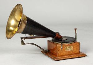 A Berliner Gramophone