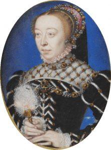 Caterina de'Medici ca. 1555