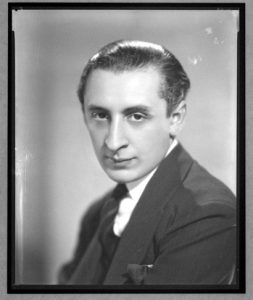 Vladimir Horowitz ca. 1930