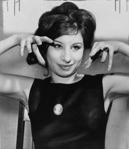 Barbra Streisand in 1962