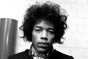 Jimi Hendrix ca. 1967