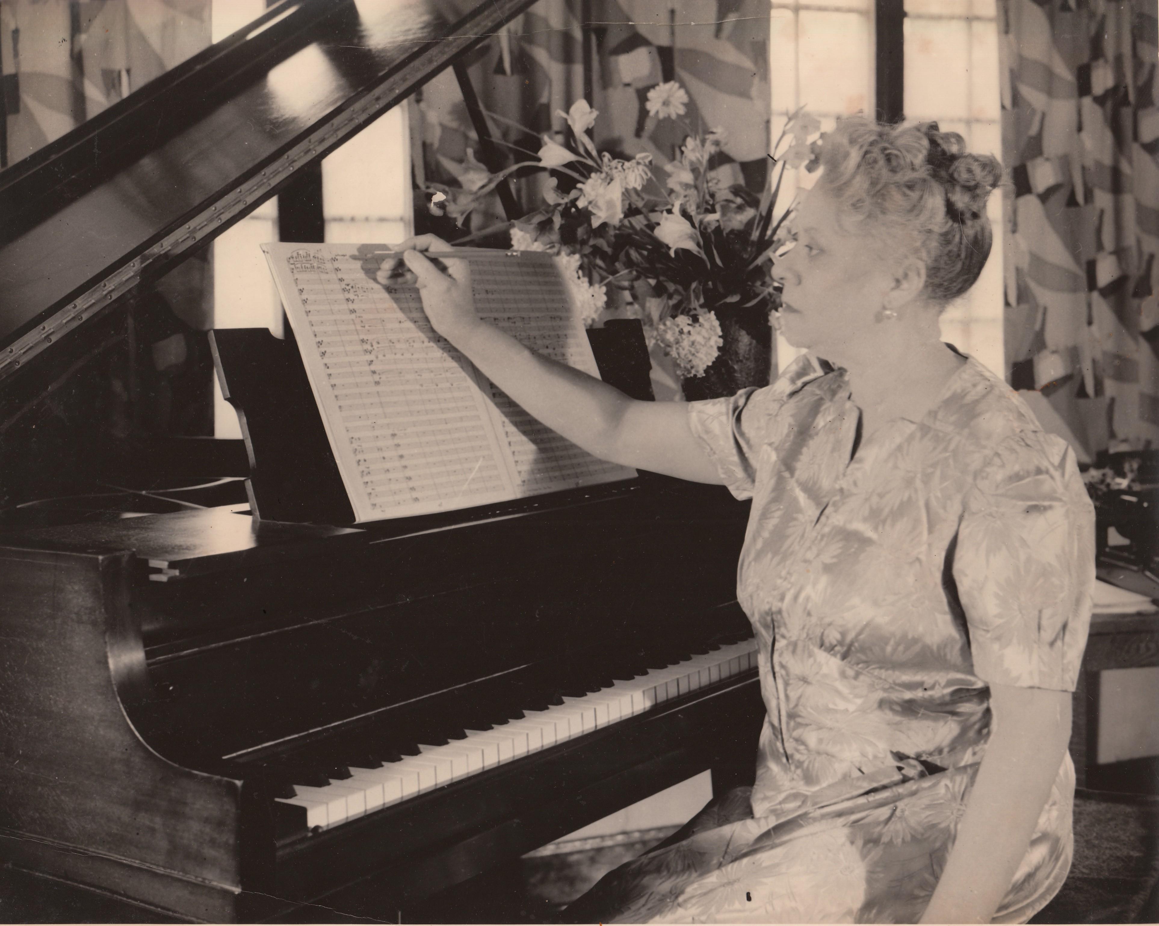 Florence Price ca. 1945