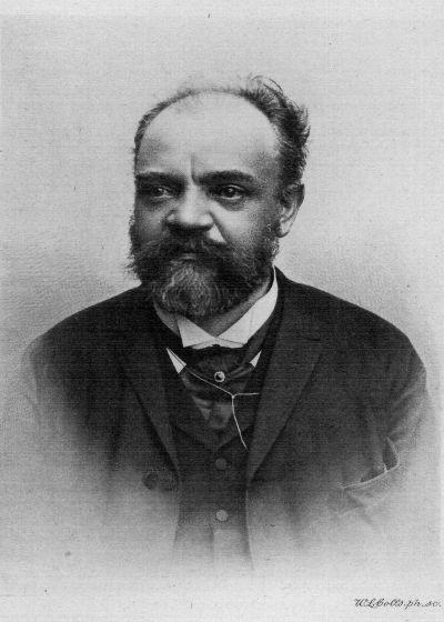 Antonin Dvořák ca. 1891