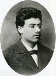 Mahler in 1878