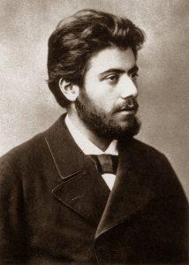 Mahler in 1881