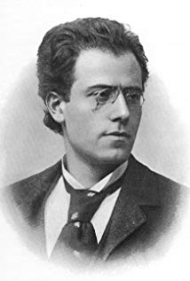 Mahler in 1892