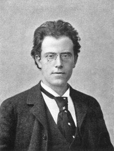 Mahler ca. 1889
