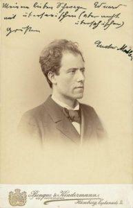 Mahler in 1897