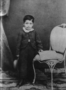 Mahler in 1865-66