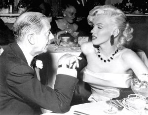 Cole Porter and Marilyn Monroe
