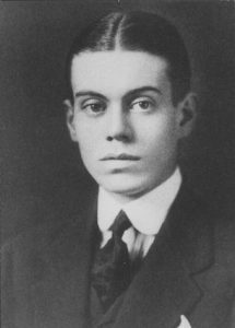 Cole Porter at Yale in 1913