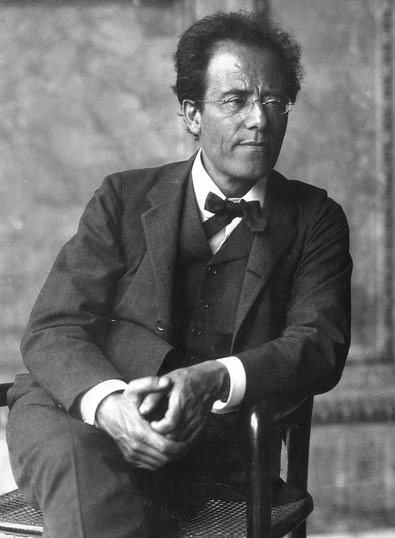 Gustav Mahler in Chair