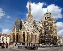 St. Stephens Cathedral in Vienna - Where Haydn was married