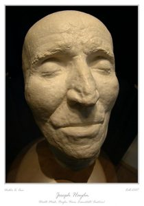Joseph Haydn's Death Mask