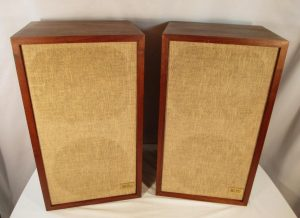 AR-2ax speakers, ca. 1969