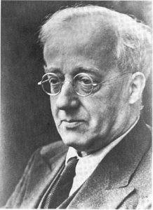 Gustav Holst (1874-1934)