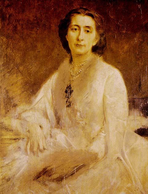 Cosima Liszt von Bülow Wagner (1837-1930)